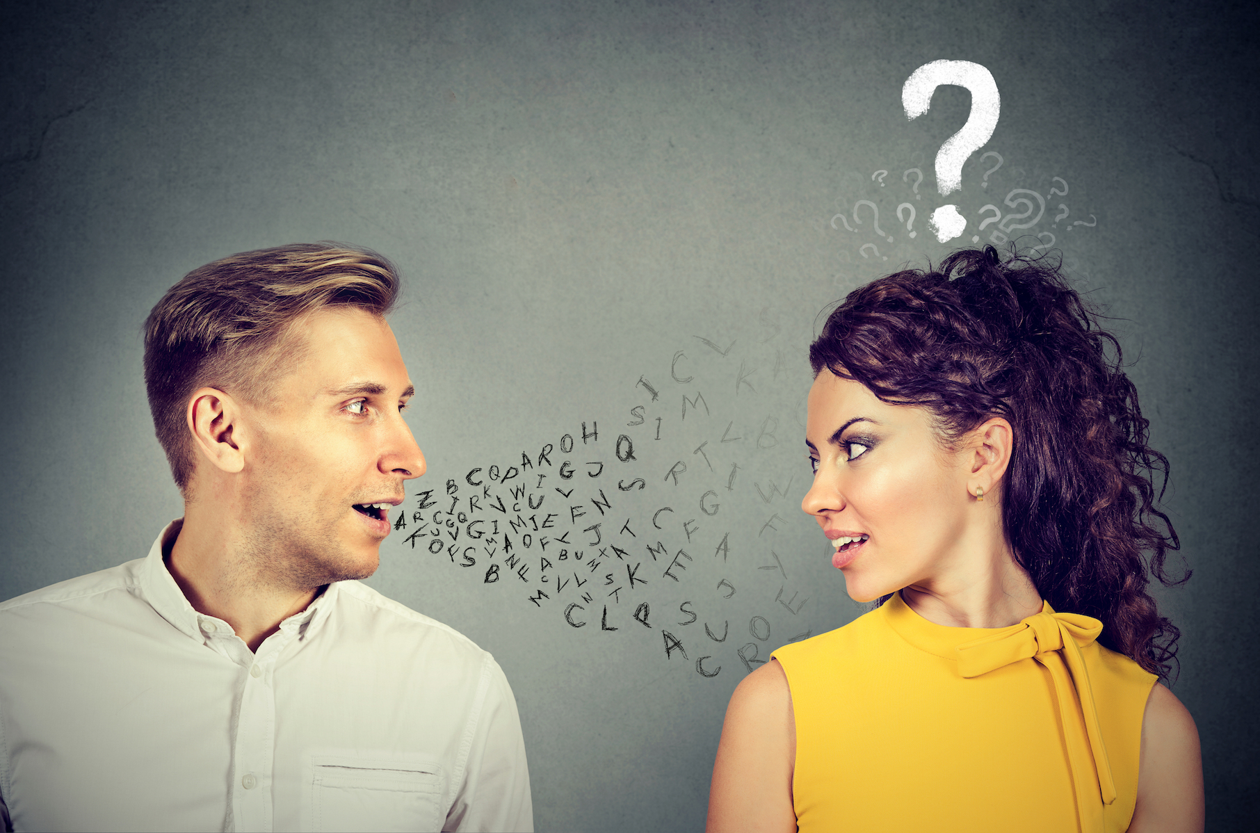 According to a recent study from the Society For Neuroscience, speech is most often misinterpreted when there is little difference between what we expect to hear and what is actually said.