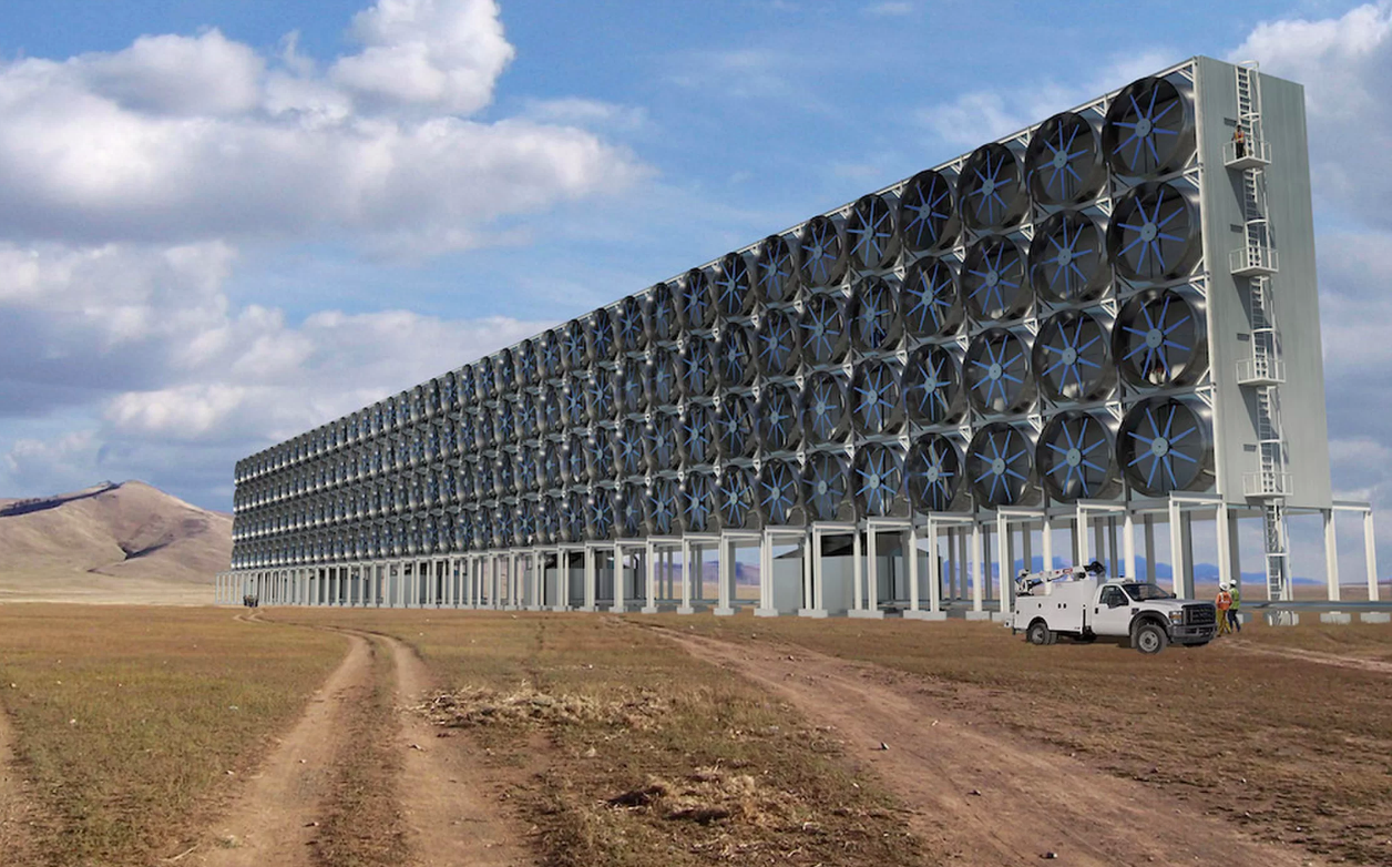 In a response to rising emissions, Carbon Engineering – a Canadian-based clean energy company – has outlined the design of a large industrial plant that is capable of capturing carbon dioxide from the atmosphere at a cost of $94 to $232 per ton.