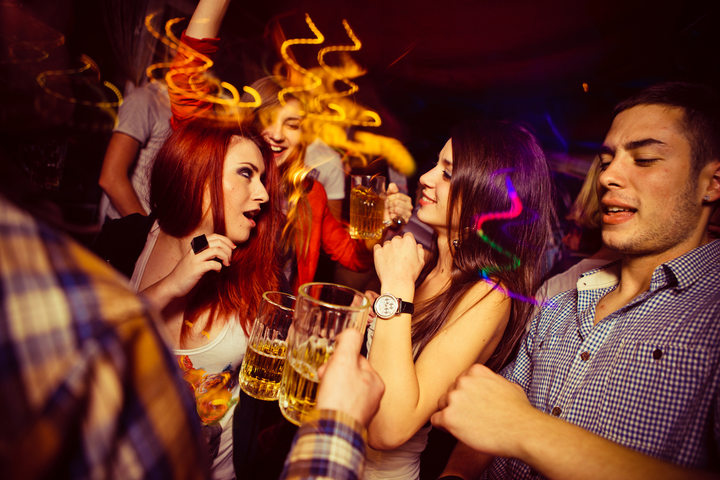Experts are reporting that teenage girls who binge drink on a frequent basis may fail to reach their peak bone mass.