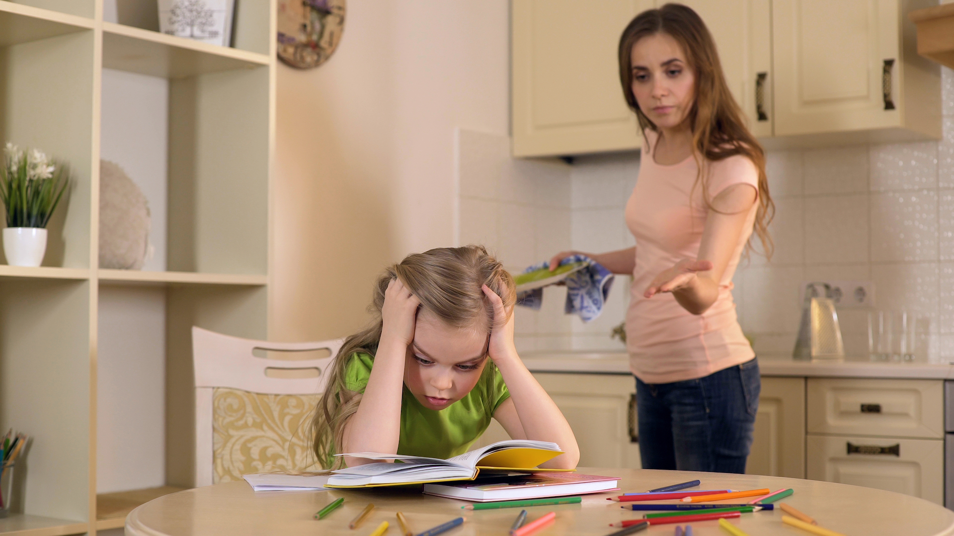New research has revealed that helicopter parenting can negatively affect a child's emotional well-being and behavior.