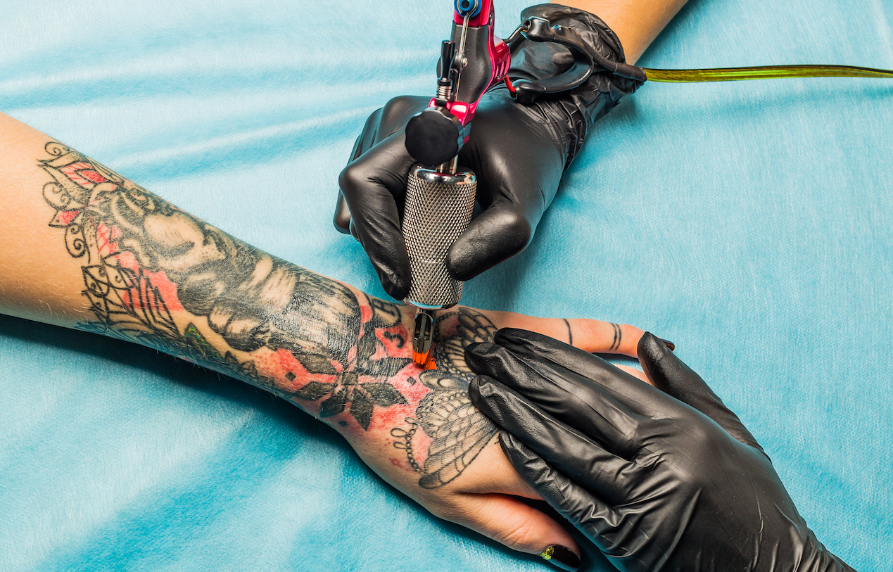 Experts are now reporting that getting a tattoo may be particularly risky for those who have certain pre-existing health issues.