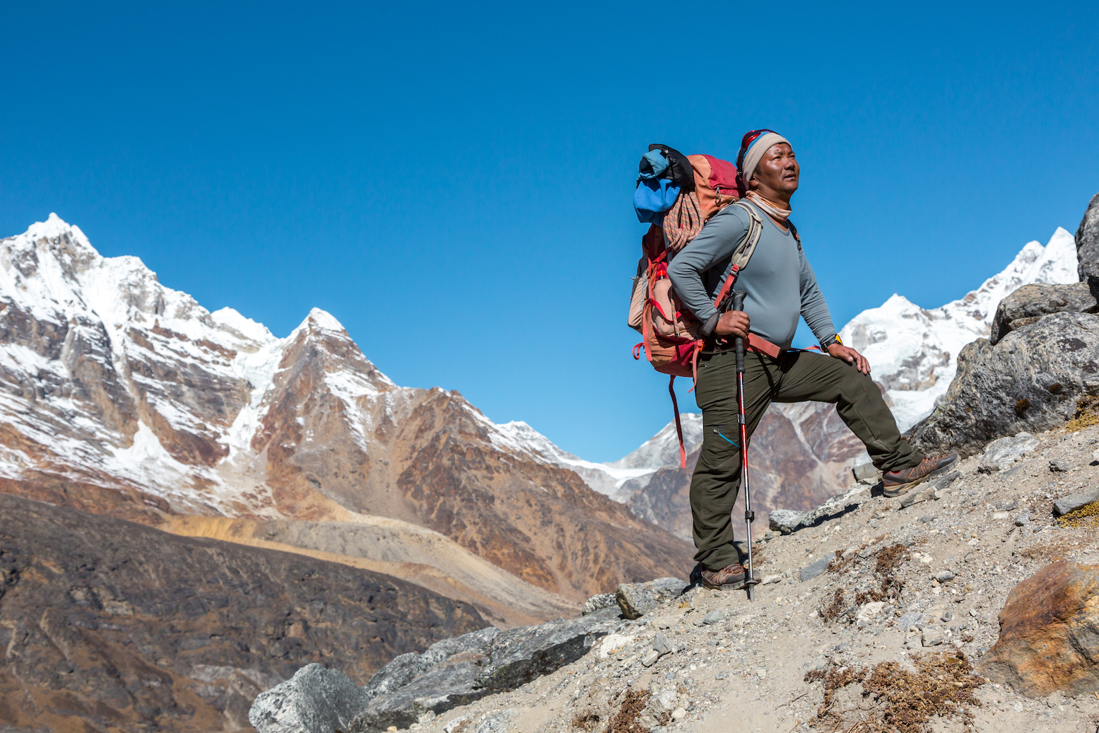 A new study has revealed that those living at high altitudes had significantly shorter lower arm segments.