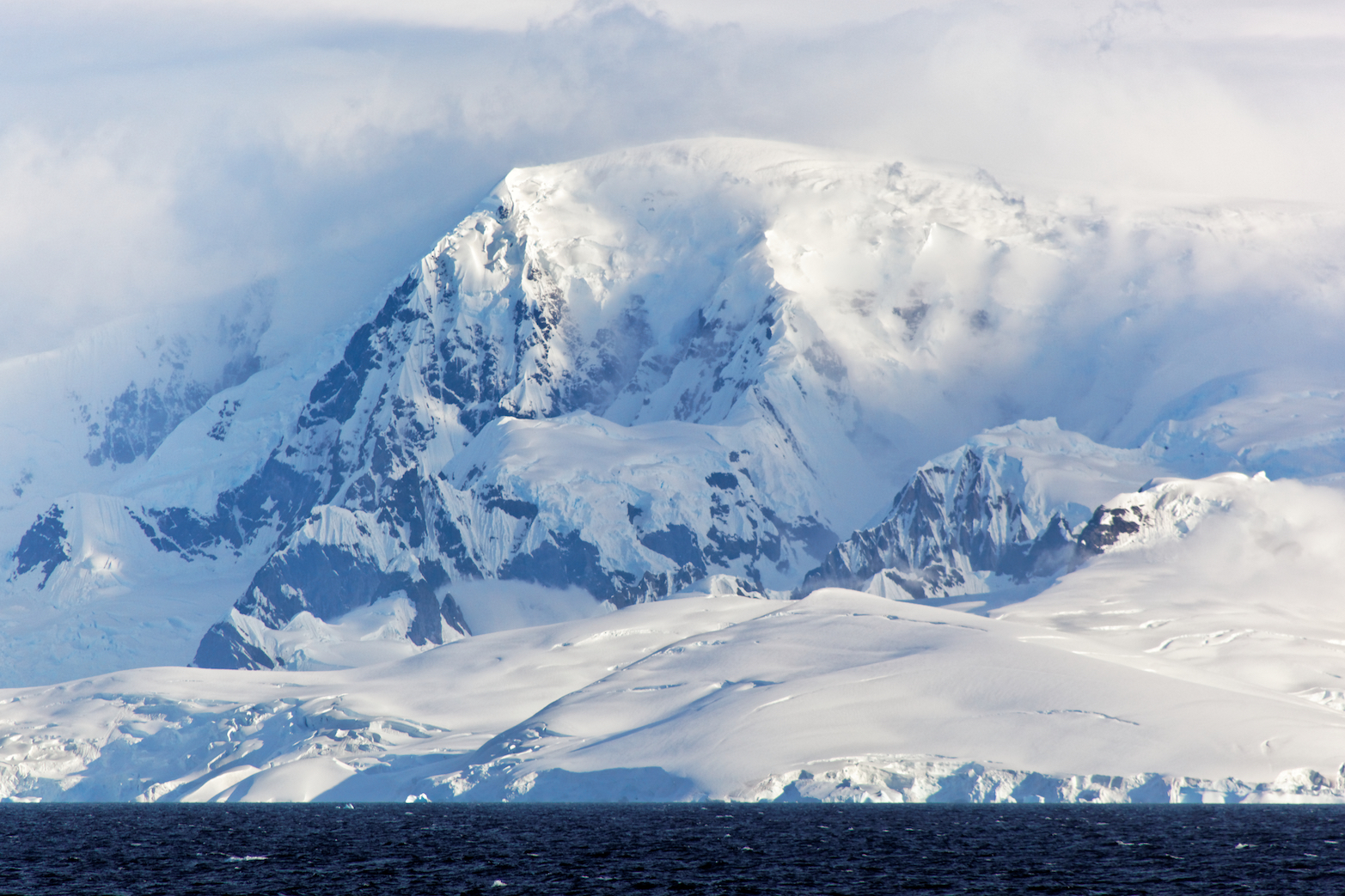 Researchers have discovered that the earth is rising in one area of Antarctica at one of the fastest rates ever recorded.