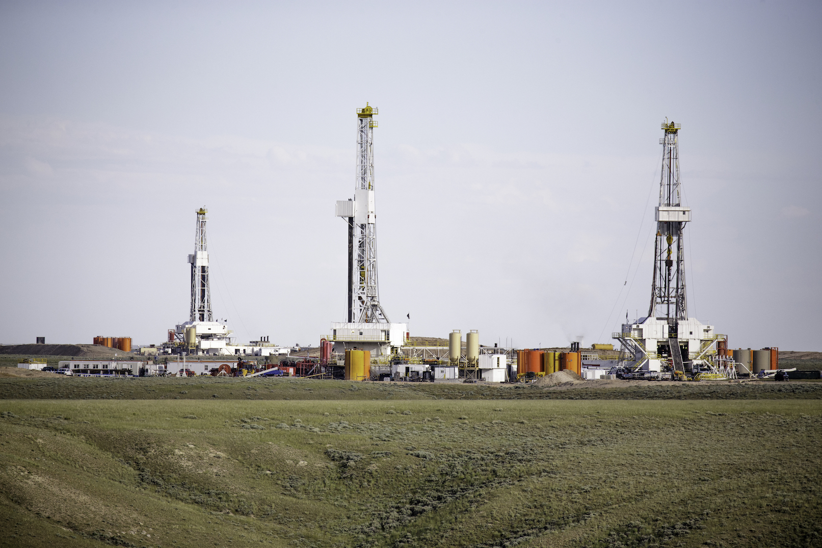 A new study has found that exposure to the chemicals used in fracking can cause an increase in fat cells.