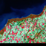 Today's Video of the Day from the European Space Agency highlights the prevalence of agriculture near Lake Huron, as well as the consequences of heavy farming that are visible along the coastline.