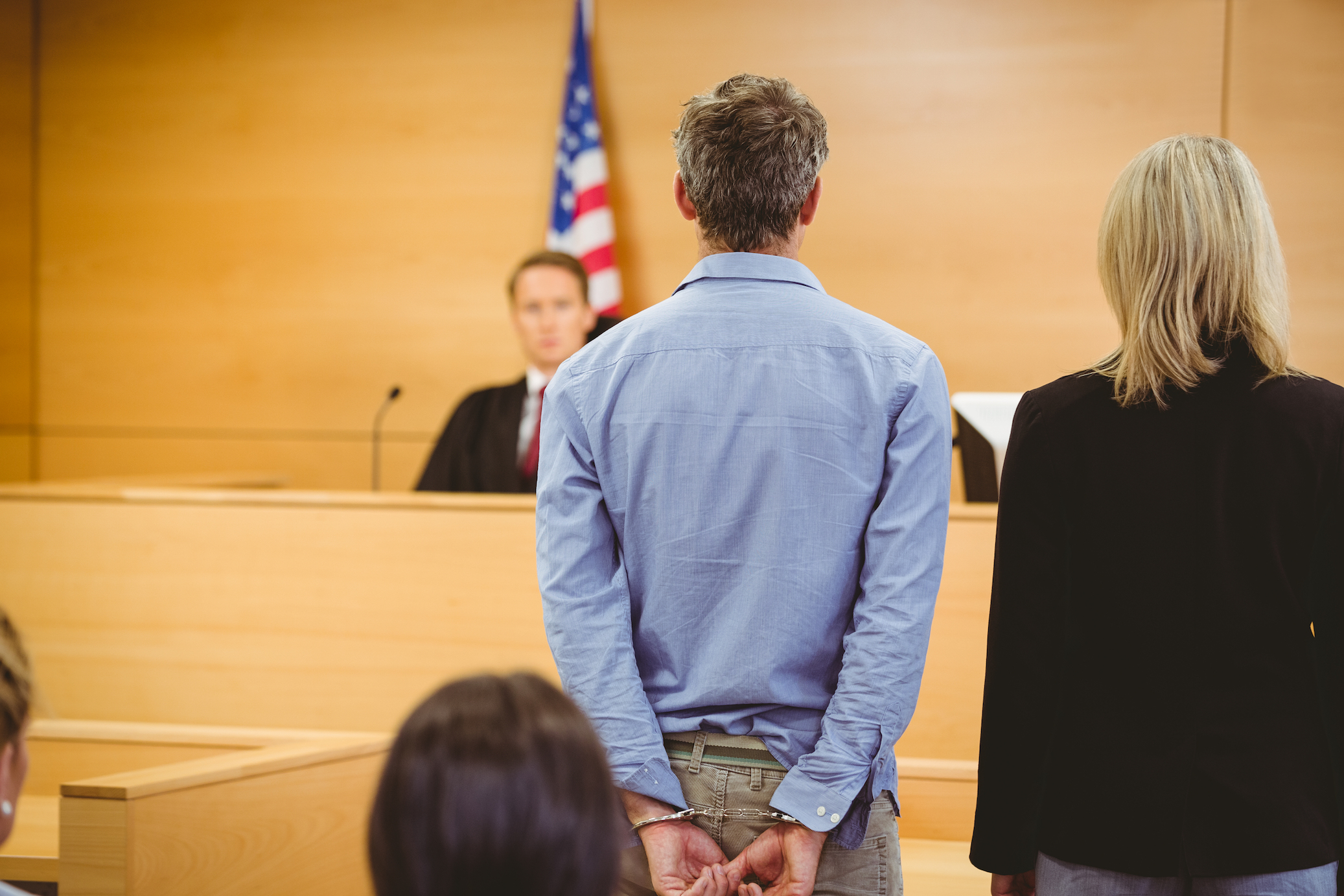 A new study has investigated the difference between male and female aggression among lawyers in the courtroom.