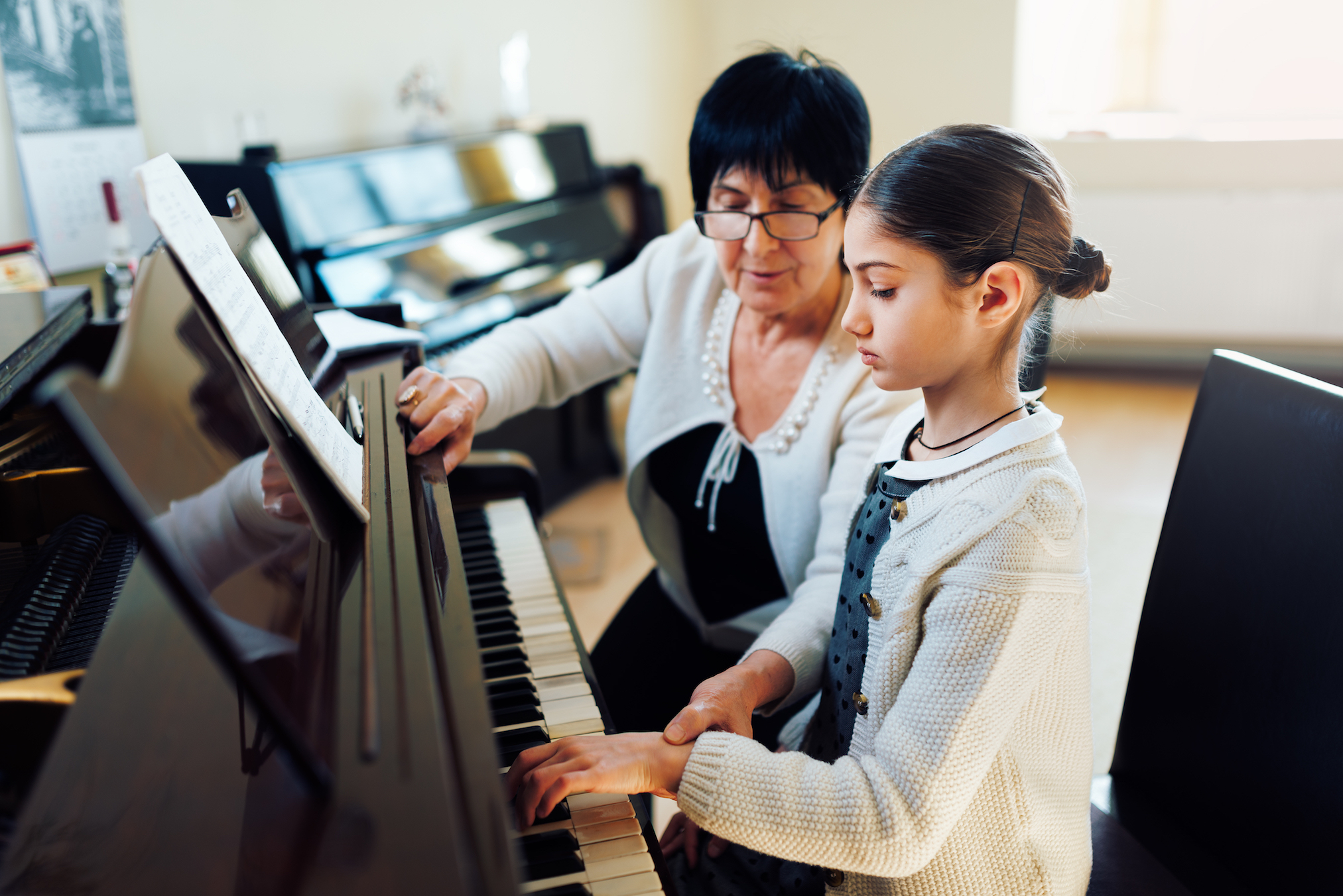 Music lessons can help improve language learning skills in children even more so than reading and comprehension lessons.