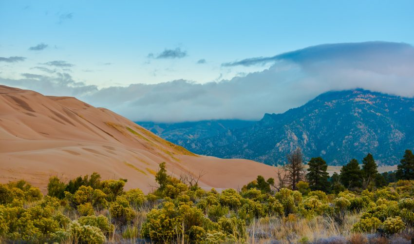The BLM now is proposing oil and gas leases in the Sangre de Cristo mountain range as close to a mile from Great Sand Dunes National Park.