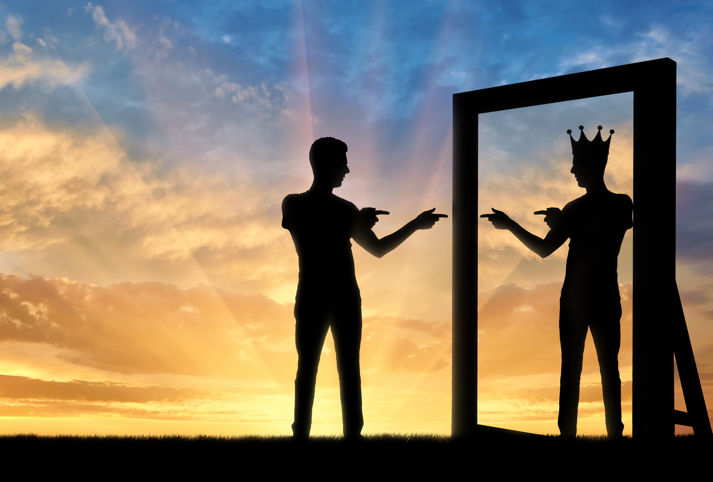 """A new study has found that narcissistic tendencies also equip people with a """"mental toughness"""" that can help them be successful."""