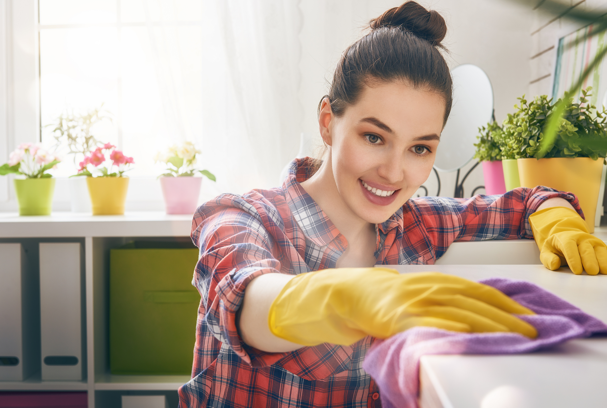 The EPA recommends you routinely partake in both handwashing and house-cleaning in order to lower your exposure indoor chemicals.