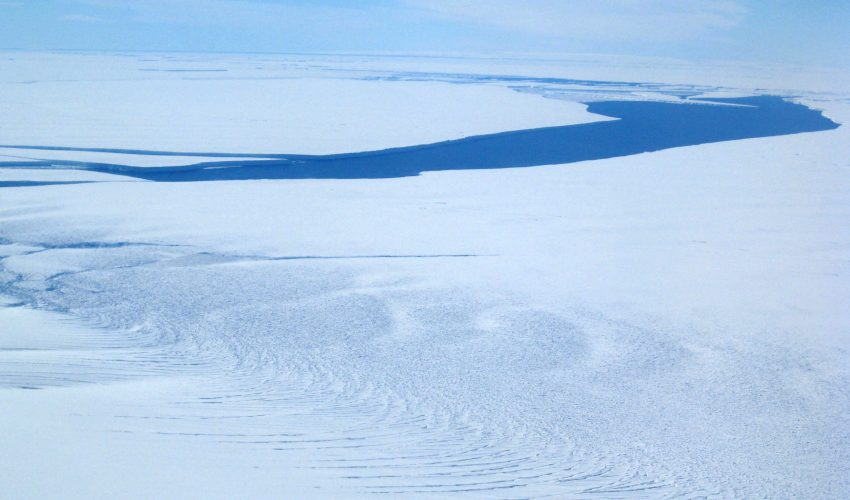 An international team of scientists has discovered a previously unknown source of volcanic heat underlying the West Antarctic Ice Sheet.