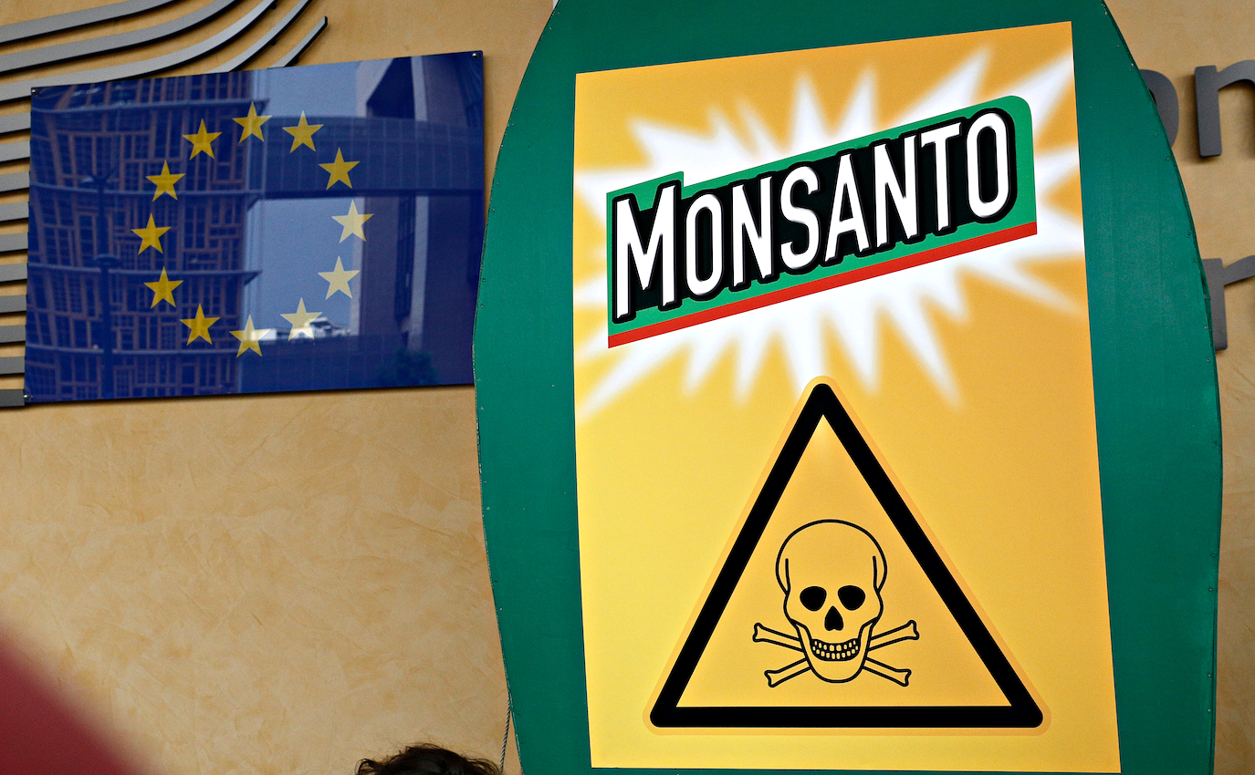 How does a sugar-replacement company turned chemical company like Monsanto become world's most antipathic corporation?