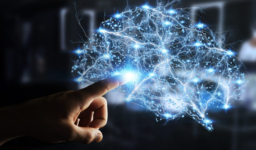 A new technology uses functional magnetic resonance imaging scans of resting brain activity to test human intelligence.
