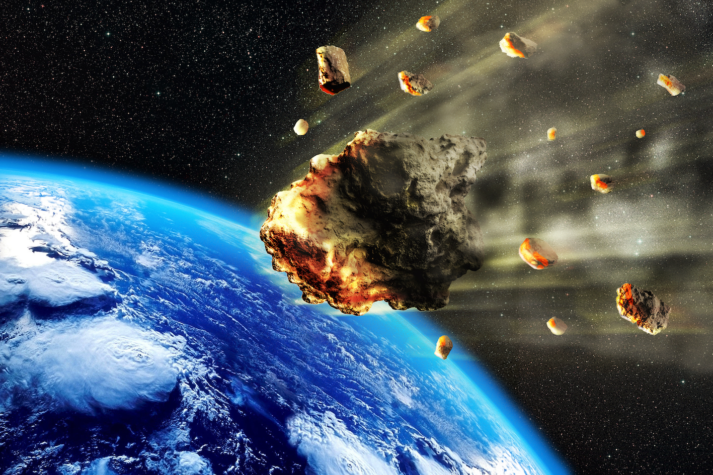 Most asteroids emerged from the disintegration of just a few minor planets that formed during the earliest days of our solar system.