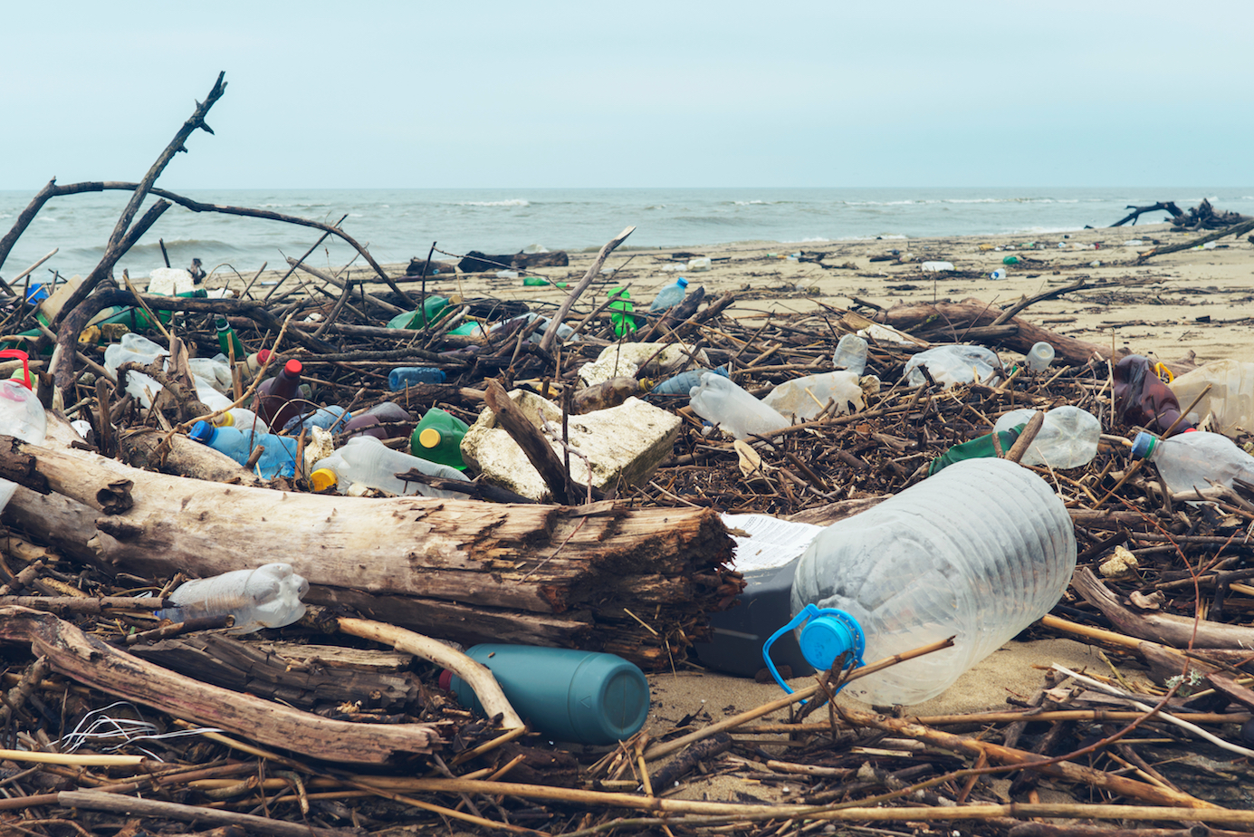 A team of scientists from the UK have created a method of turning straw into environmentally friendly plastic.