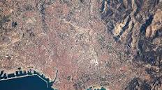 Today's Image of the Day from NASA Earth Observatory features the city of Marseille, which is the second largest city in France and has been the site of a major trading port since 400 BC.
