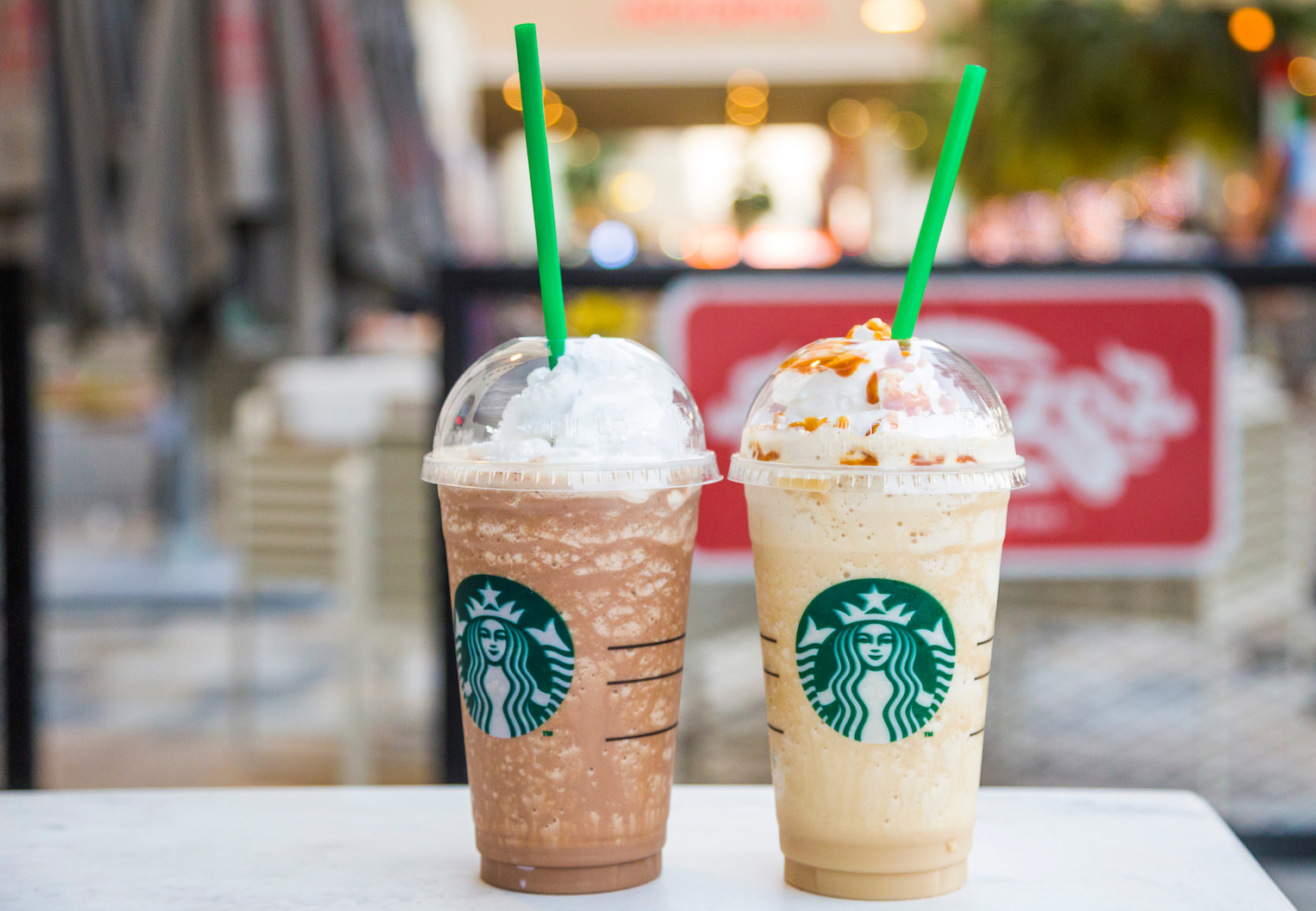 Starbucks announced on Monday that they will be phasing out their single-use plastic straws worldwide by 2020.