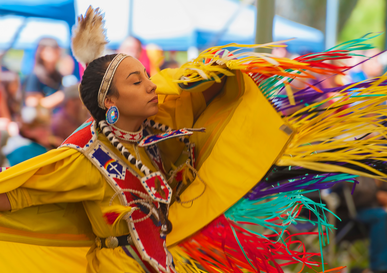 A look at the nature of native ceremonies and how they've been mixed with Catholicism and other Christian denominations.