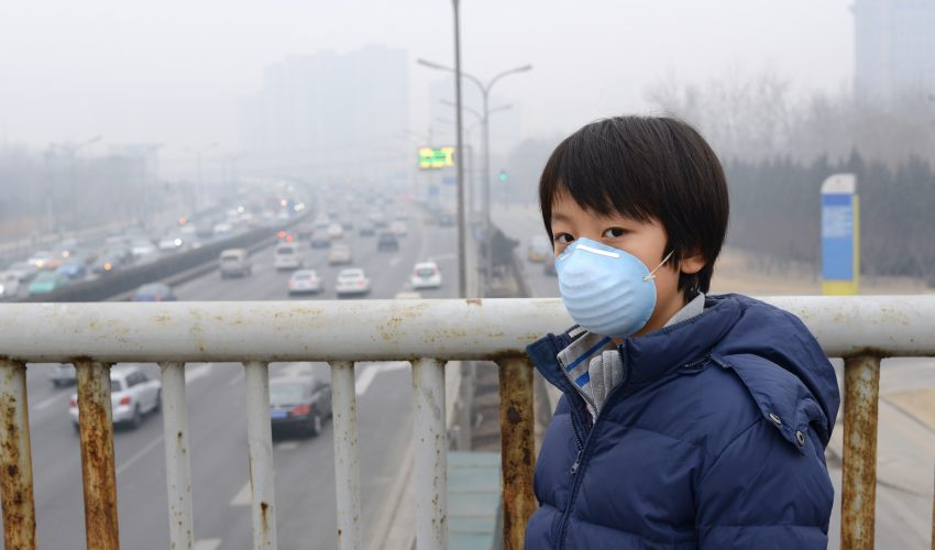 According to WHO, 88 percent of premature deaths in low and middle-income countries in Asia is caused by air pollution.