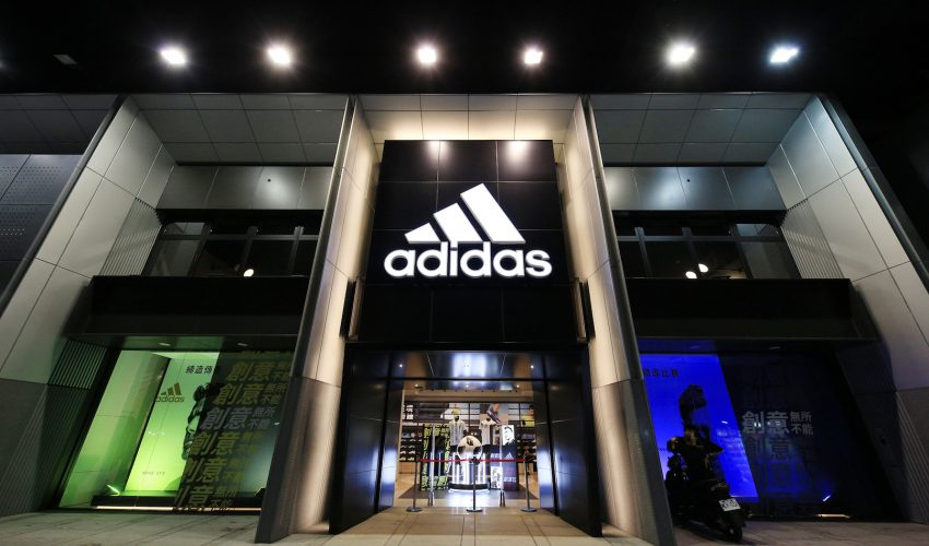 Adidas Plans On Only Using Recycled Plastics By 2024