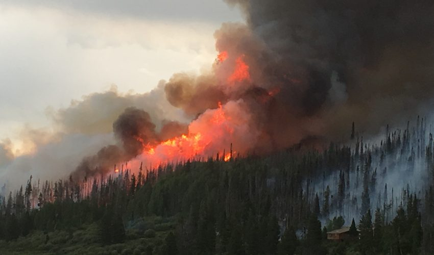 This summer, researchers will conduct the largest, most comprehensive survey of wildfire smoke ever attempted.