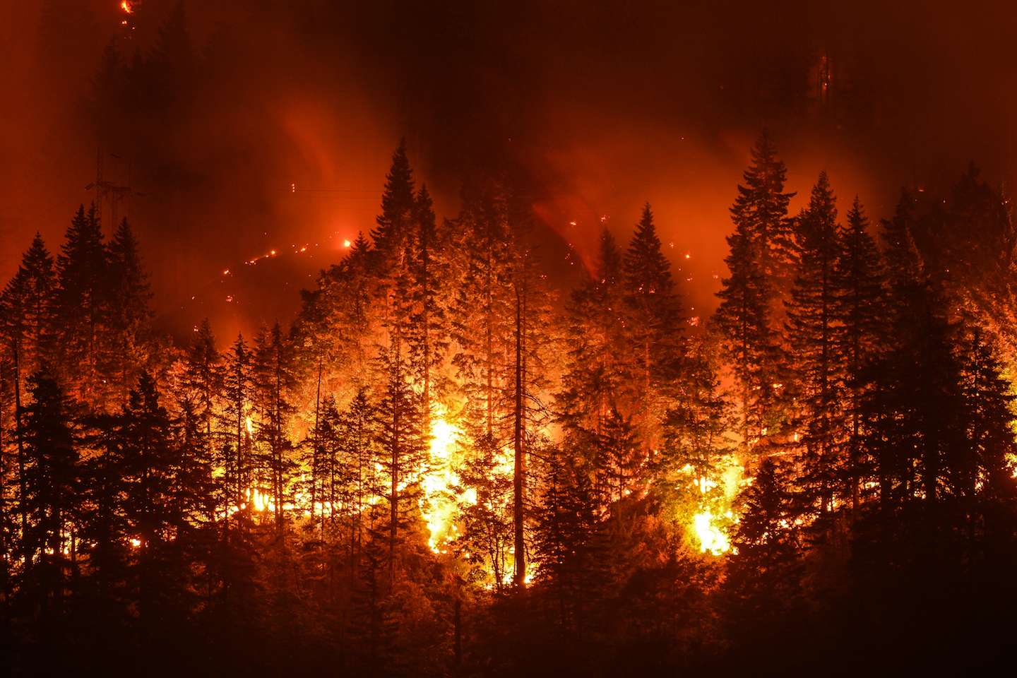 NASA scientists have found that highly localized winds often play an even larger role in accelerating fires.