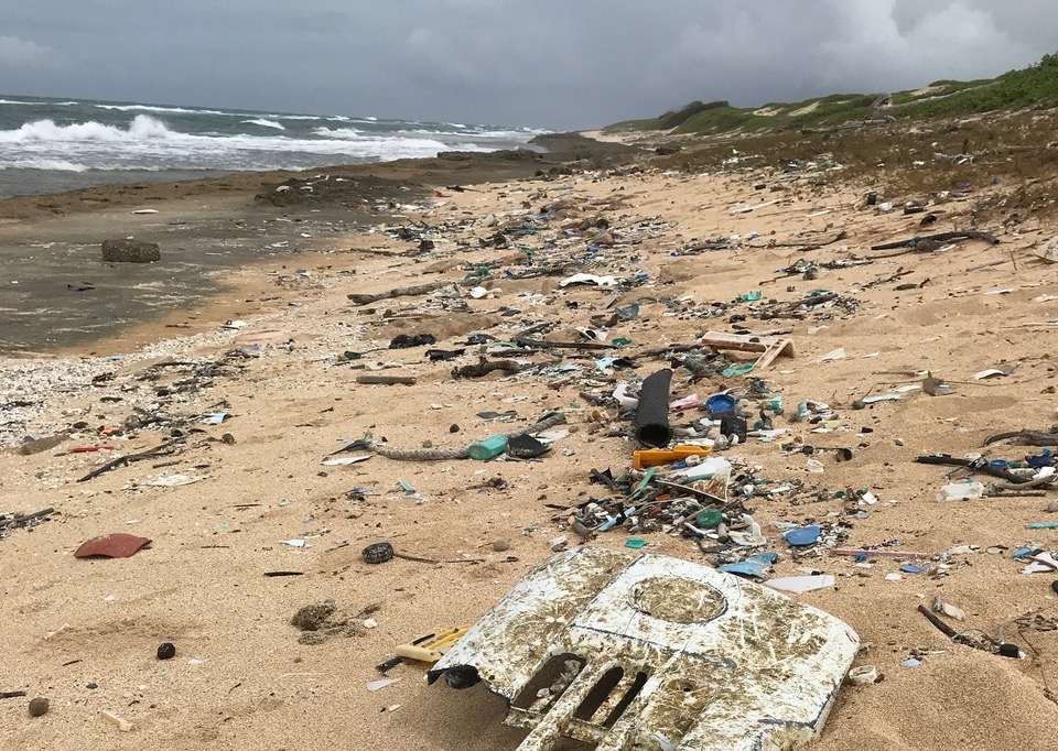 A new study has revealed that common plastics emit several greenhouse gases as they degrade in the environment.