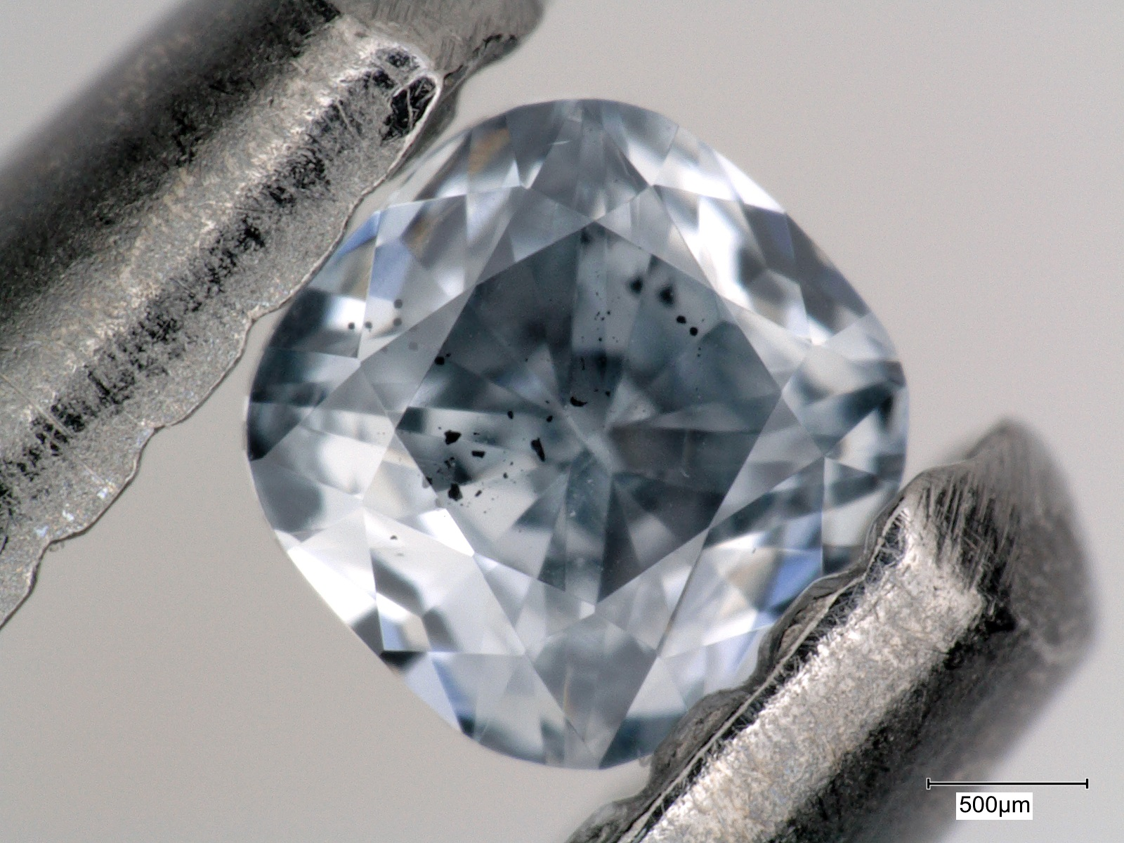 Scientists have found that blue diamonds formed up to four times deeper in the Earth's mantle than most other diamonds.