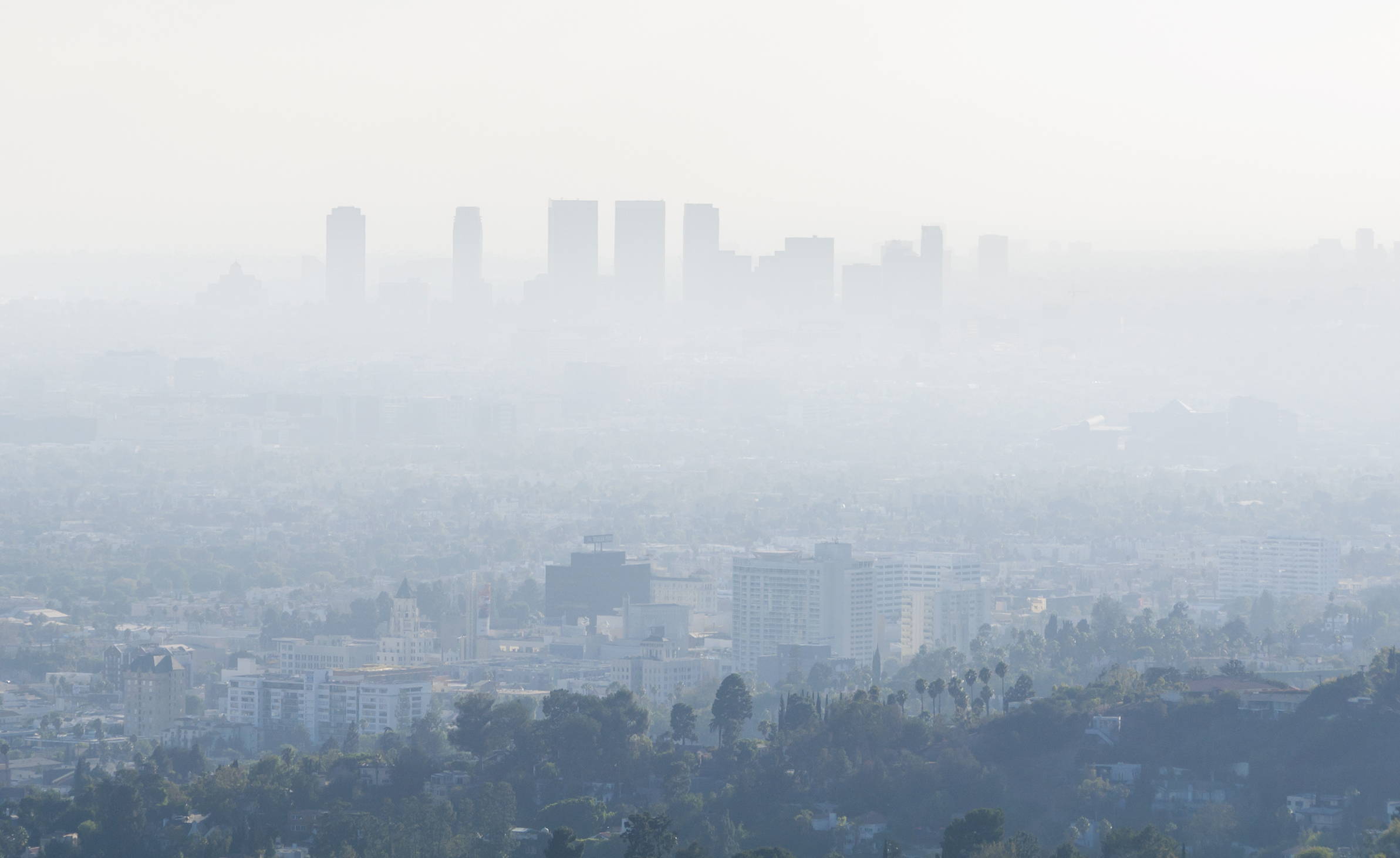 Exposure to low levels of air pollution can cause major structural changes to the heart that are similar to those linked to heart failure.