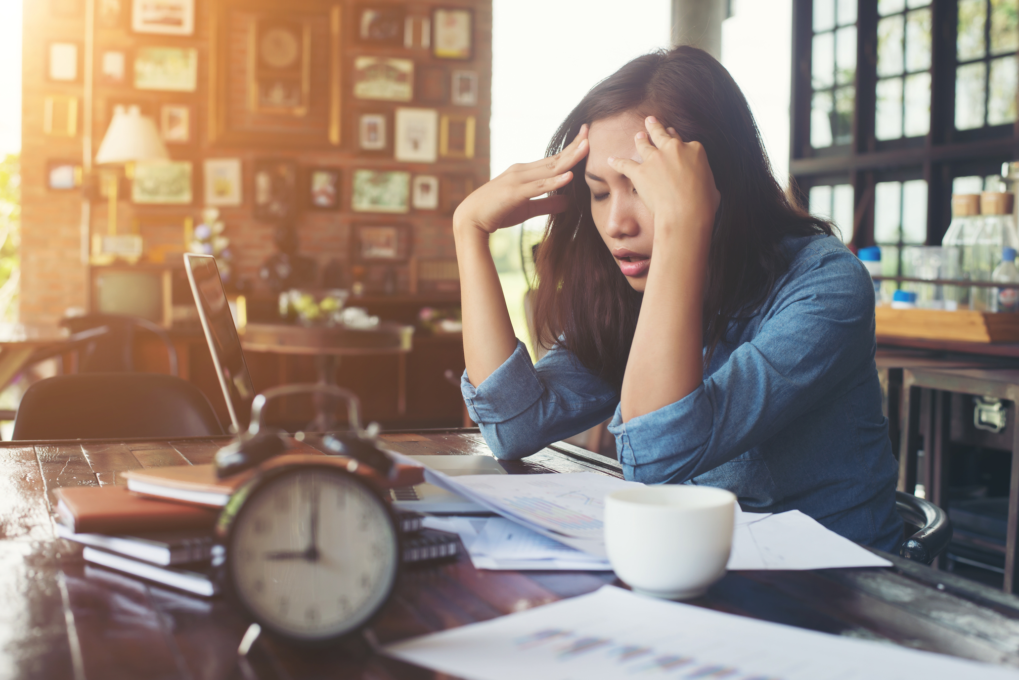 A new study from the Society for Neuroscience has found that stress makes it easier for us to process bad news.