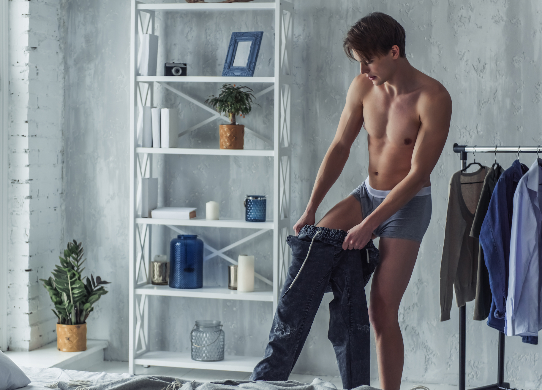 Men who wear boxers have a significantly higher sperm count and sperm concentrations than men who wear other forms of underwear.