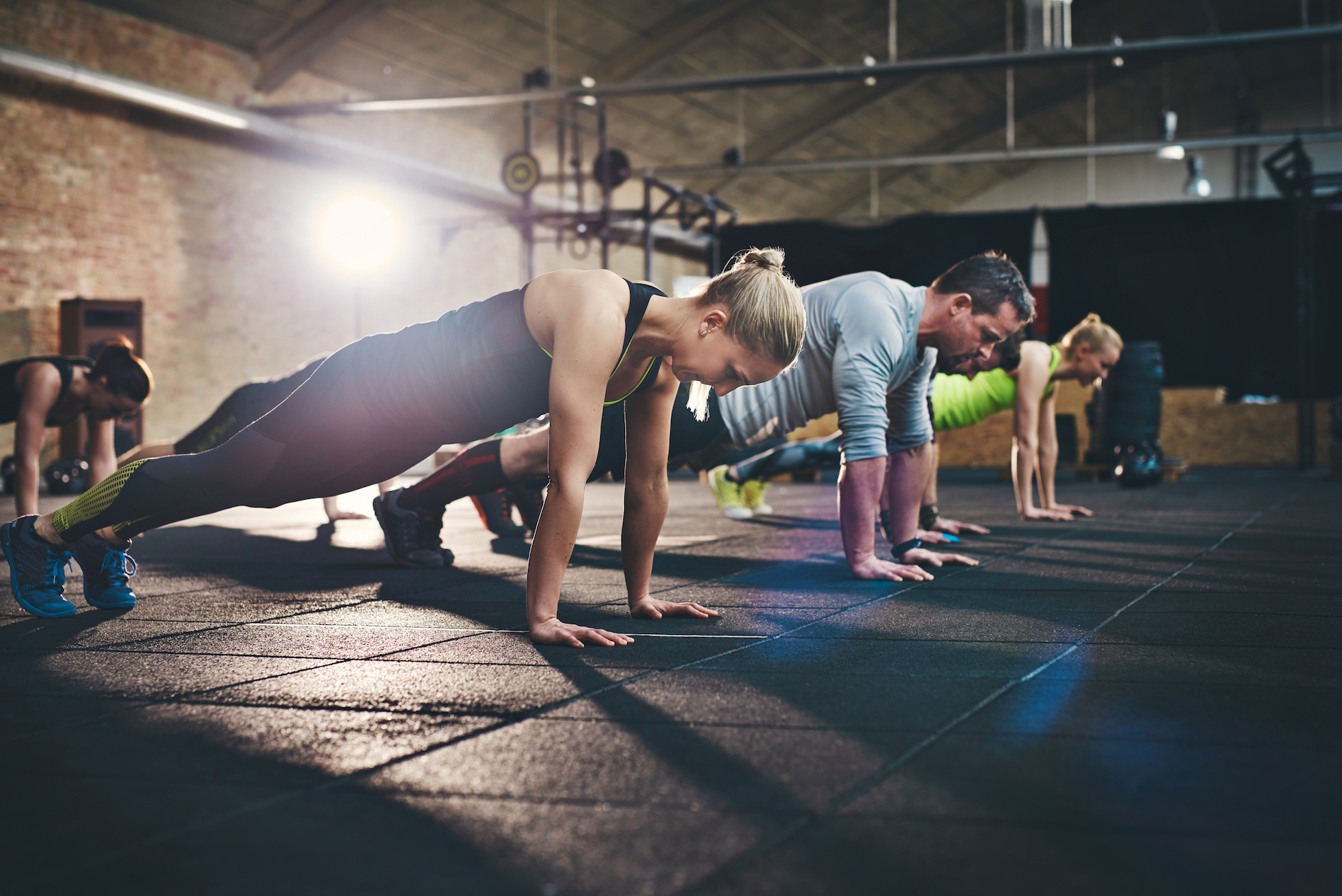 A new study found that people are largely unaware of the increased risk of cancer associated with lack of exercise.