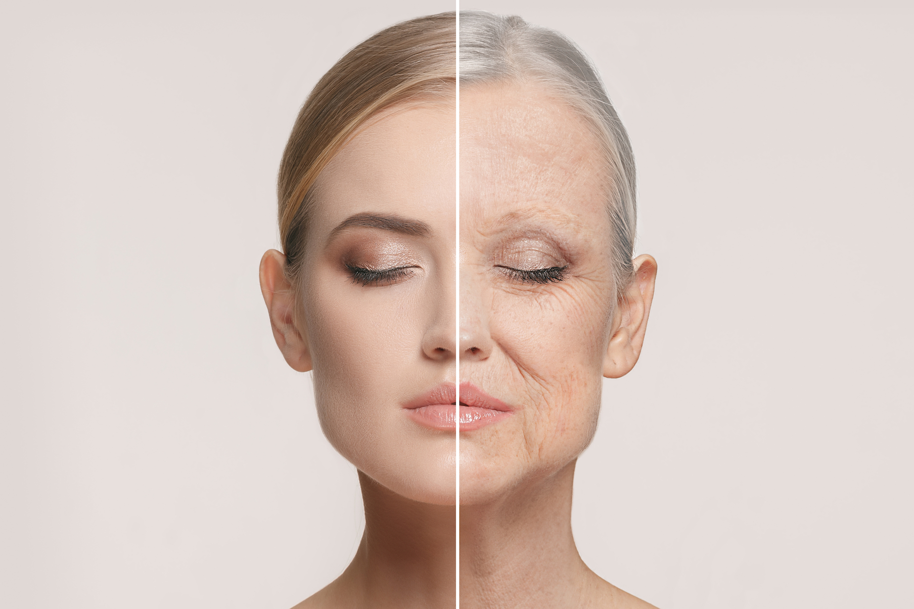 Aging is primarily caused by genes, and not by the physical or cognitive decline that is associated with getting older.