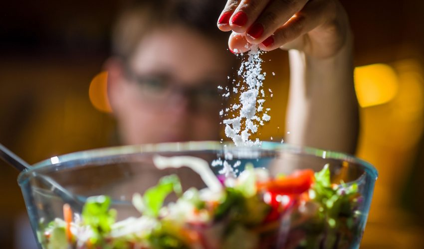 A new international study has found that moderate salt consumption is actually not a health risk for most people.