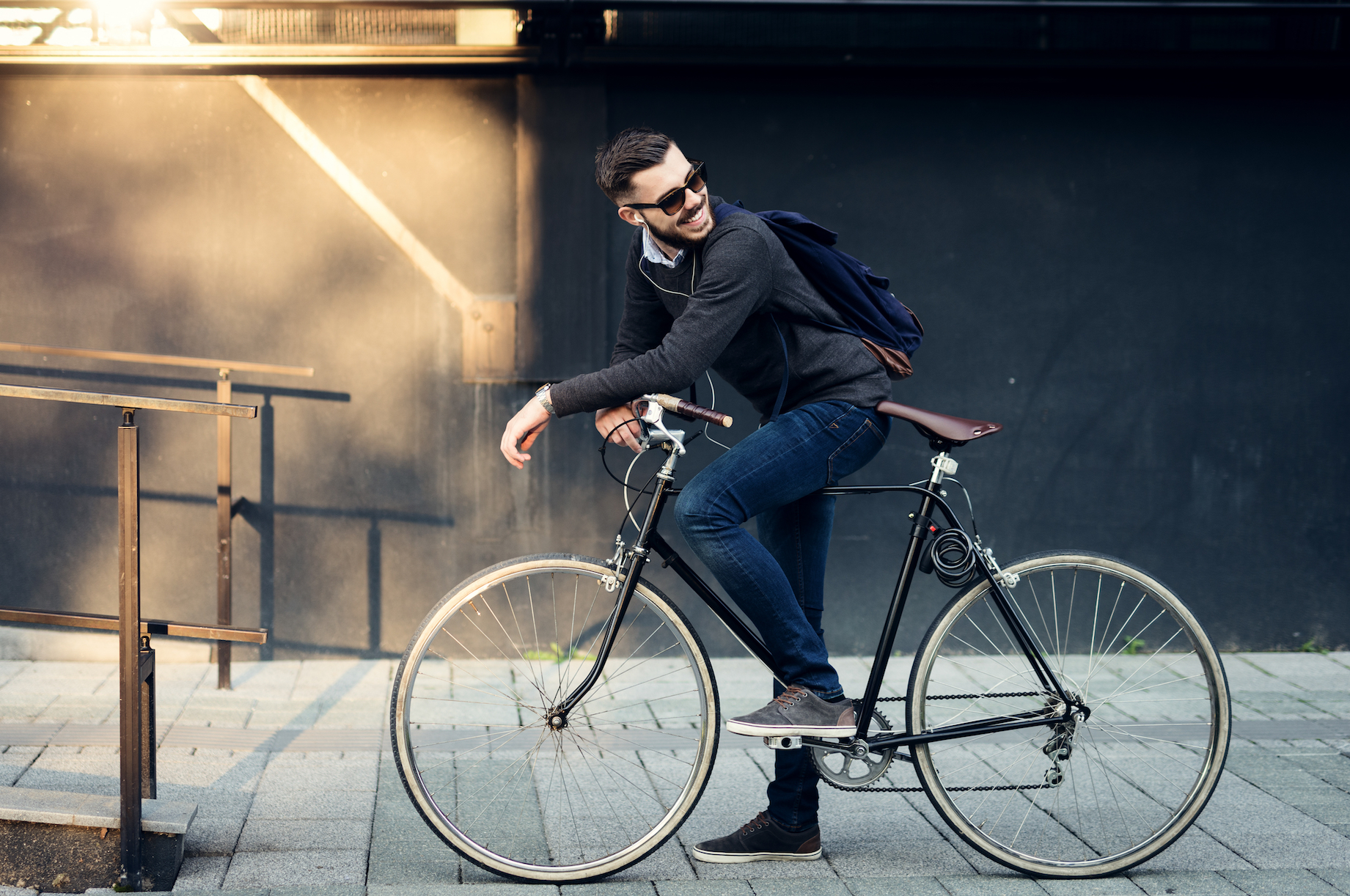 A new study has found that cycling is the method of transport most associated with the greatest health benefits.