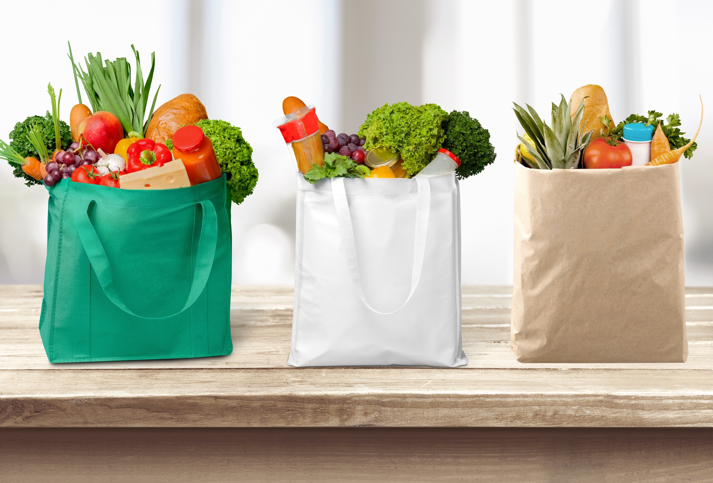 5dc9aa4390 Reusable shopping bags may not be the perfect solution to plastic ...