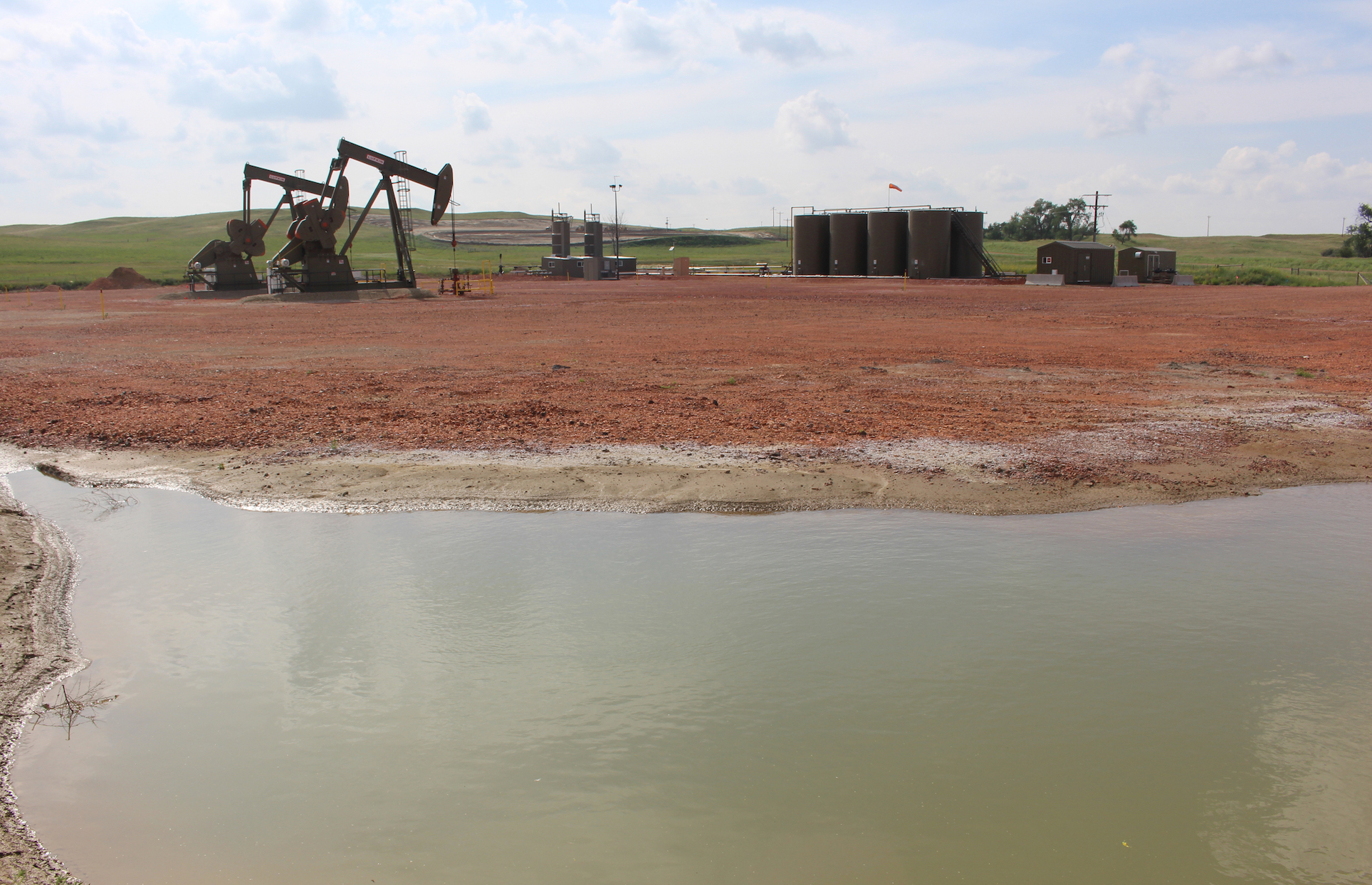 A new study has found that the volume of water used for hydraulic fracturing jumped by 770 percent between 2011 and 2016 in the US.
