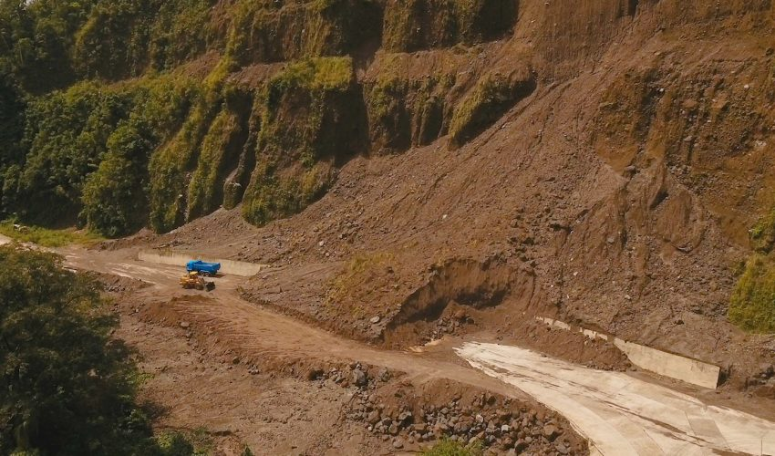 Researchers have developed a software tool that can predict where a landslide will occur two weeks in advance.
