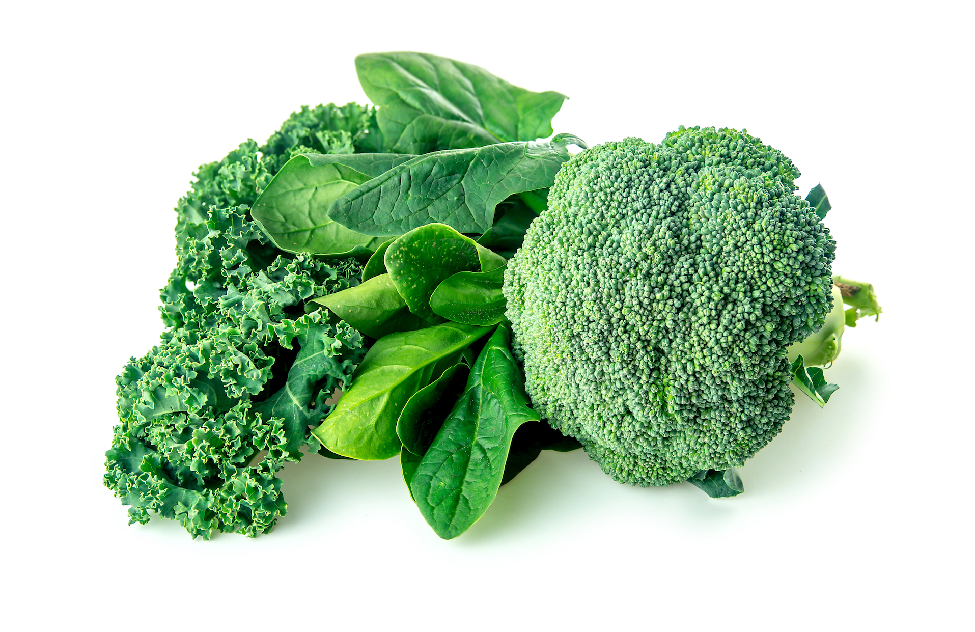 Eating vegetables such as kale, broccoli, and cabbage could help prevent gut inflammation and colon cancer.