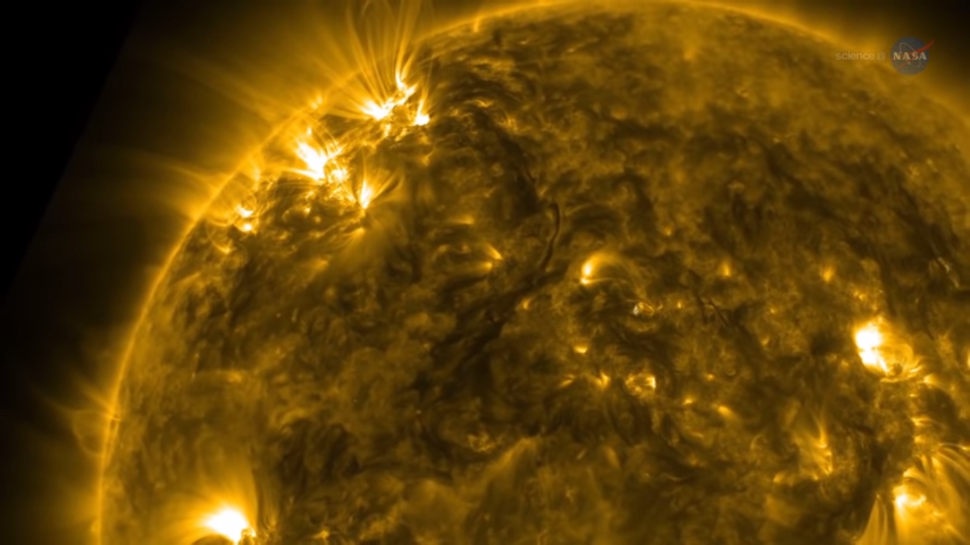 Today's Video of the Day from NASA Science News introduces the Total and Spectral Solar Irradiance Sensor (TSIS), which will measure the amount of solar energy that is reaching Earth with more accuracy than any other instrument.