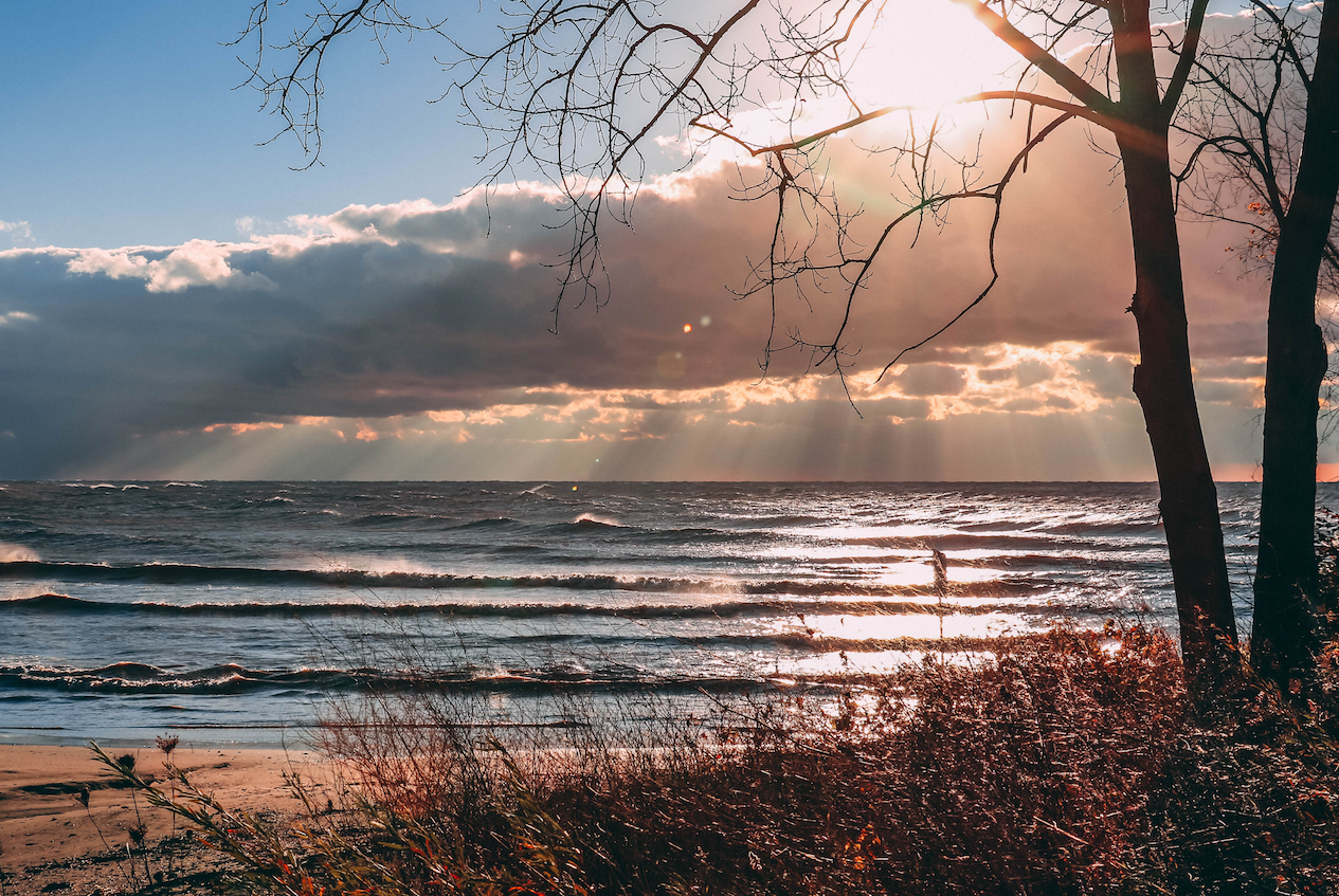 According to new research from the Rochester Institute of Technology, an estimated 10,000 tons of plastic enter the Great Lakes every year.