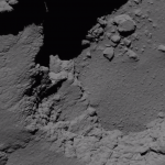 Today's Video of the Day from the European Space Agency shows the last few hours of the Rosetta mission through a series of images captured by the Optical, Spectroscopic, and Infrared Remote Imaging System (OSIRIS).