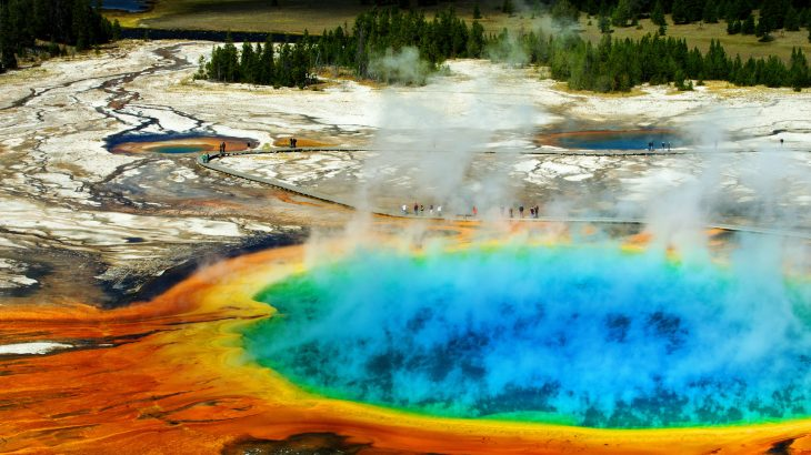 A 7.0 magnitude or larger earthquake underneath Yellowstone is much more likely to occur in the coming years.