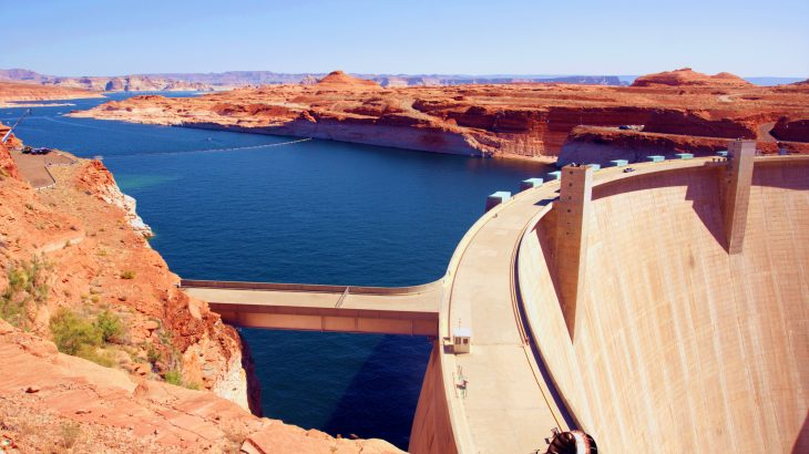 Besides the collapse of dams from natural processes, there is a beacon of hope. Dam projects have slowed throughout the western US.