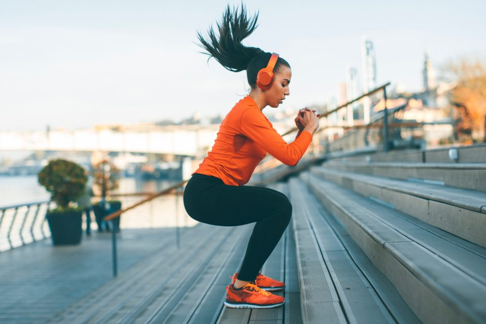 Research from Brunel University London has found that listening to music during exercise can fight off fatigue.