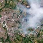 Today's Video of the Day from the European Space Agency (ESA) shows the severe effects of a heat wave that persisted across many regions of Europe this summer.