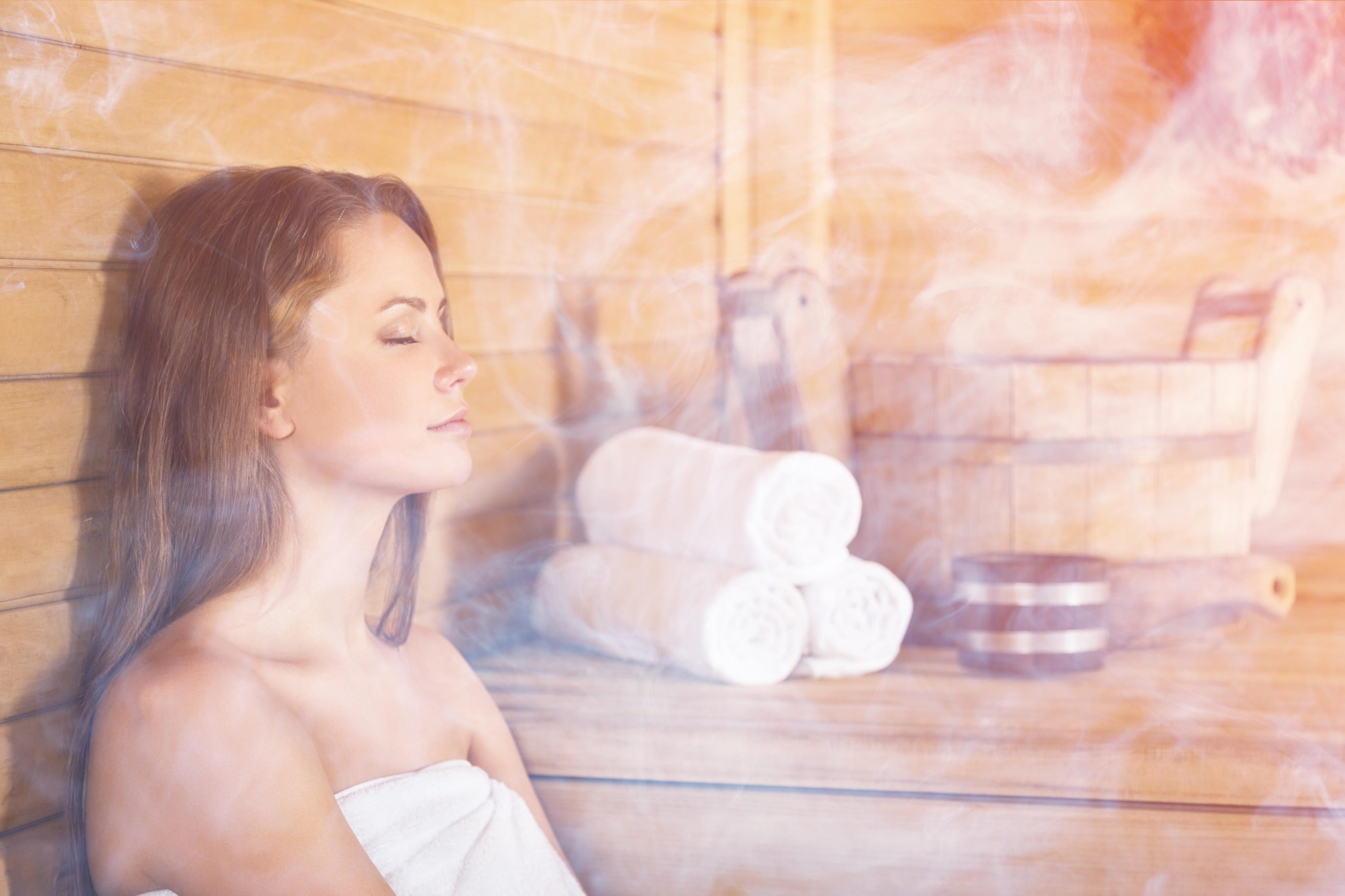 A new study found that sauna bathing is linked to a reduced risk of vascular diseases, such as high blood pressure and cardiovascular disease.