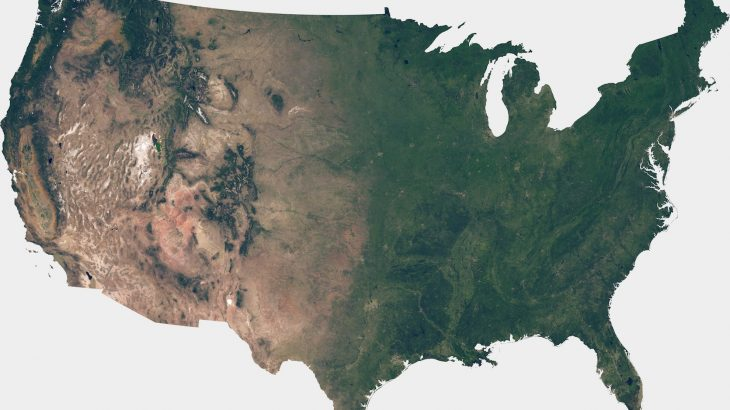 Drought conditions returned across the United States earlier this year, and measurements show that the situation became even worse in August.