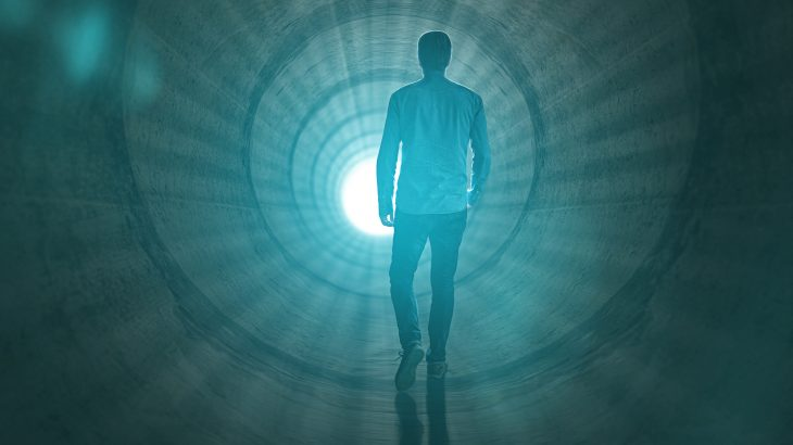 Researchers at Imperial College London have simulated the effects of a near-death experience using the powerful hallucinogenic drug DMT.
