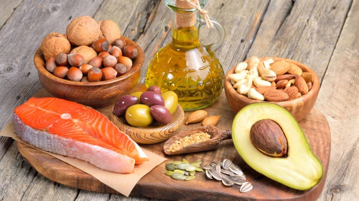 A new study has found that foods high in unsaturated fats, such as olive oil, may protect against cardiovascular disease.